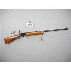 BSA MARTINI  , MODEL: MARTINI SINGLE SHOT TARGET RIFLE  , CALIBER: 22 LR
