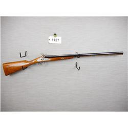 DIKAR , MODEL: PERCUSSION SHOTGUN  , CALIBER: 12 BORE