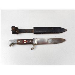 WWII GERMAN BOY SCOUT KNIFE
