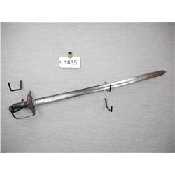 BRITISH 1796 PATTERN CAVALRY SWORD