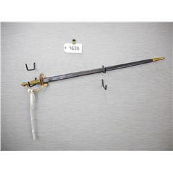 1796 PATTERN INFANTRY BRITISH OR CND OFFICERS SWORD