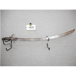 1796 PATTERN CAVALRY SWORD