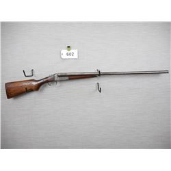 WESTERN GUN CORP , MODEL: LONG RANGE GUN  , CALIBER: 12GA X 2 3/4""