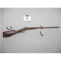 STEVENS , MODEL: MARKINGS REMOVED, BELIEVED TO BE A FAVORITE , CALIBER: 25 STEVENS RIM FIRE