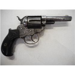 COLT    , MODEL: 1877 DOUBLE ACTION THUNDERER , CALIBER: 41 LONG COLT