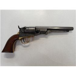 FIRST YEAR PRODUCTION COLT  , MODEL: 1849 POCKET  , CALIBER: 36 CAL PERC