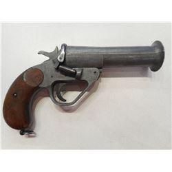 FLARE GUN, WWII ERA, BRITISH NO 1 MKIV , MODEL:  , CALIBER: N/A