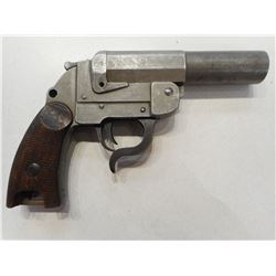 POST WWII GERMAN SIGNAL PISTOL , MODEL:  , CALIBER: N/A