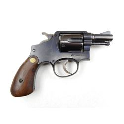 SMITH & WESSON , HAND EJECTOR , 38 SPL