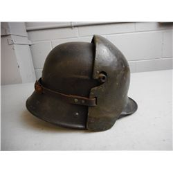 WWI GERMAN M1916 HELMET