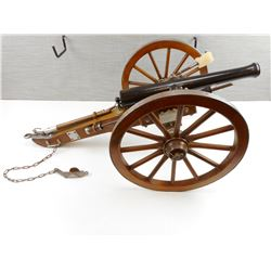 "U.S. CW TYPE CANNON MODEL 1857 ""NAPOLEON"""