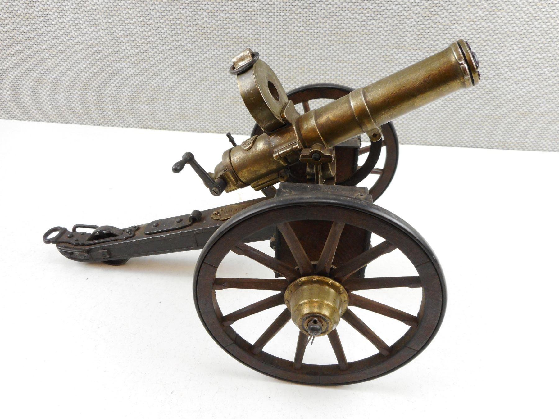 GATLING U S A  1883 GUN