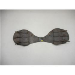 U.S. CAVALRY LEATHER SADDLE BAGS
