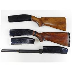 ASSORTED LAKEFIELD MOSSBERG RECEIVER PARTS