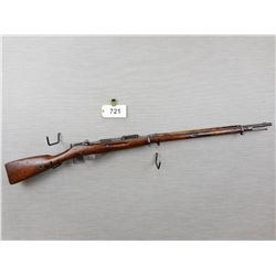WWI ERA, MOSIN NAGANT, MODEL: 1891, CALIBER: 7.62 X 54R