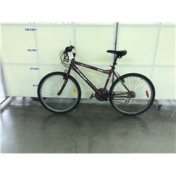 Red Sportek Ridgerunner 21 Speed Hybrid Bike Последние твиты от sports ridgerunner (@sridgerunner). live auction world