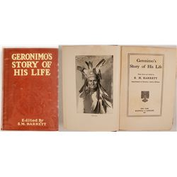 Geronimo's Story of His Life (Book) 2nd Edition