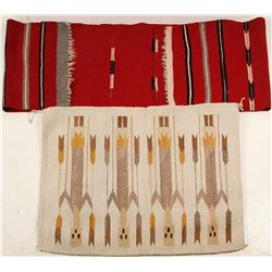 Native American Blanket & Shawl (2)