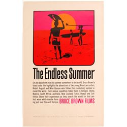 """The Endless Summer"" Movie Poster"