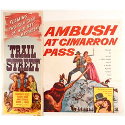 Posters/Lobby Cards of Western Films