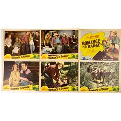 Real Lobby Cards Roy Rogers (6)