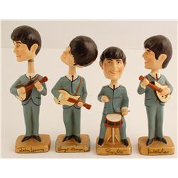 Beatles Bobblehead Figure Set