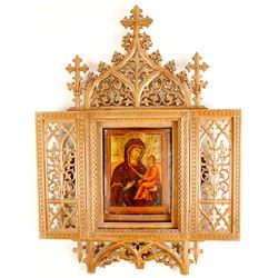 Russian Icon (Framed)