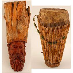 Folk Art Pieces