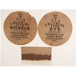 Bourbon Barwell Labels (2)