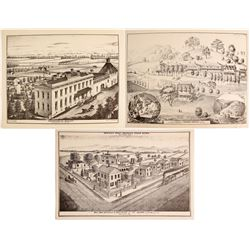 Brewery Lithographs