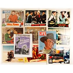 John Wayne Lobby Cards
