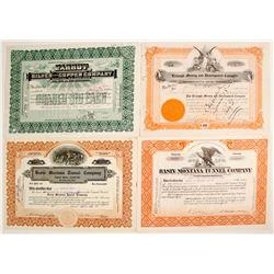 Montana Mining Stocks (4)