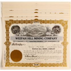 Weepah Hill Mining Stocks (9)