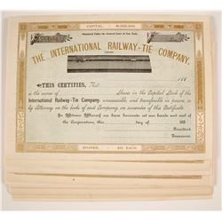 International Railway - Tie Company (New York)
