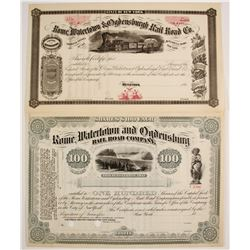 Rome, Watertown and Ogdensburg Railroad Company