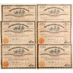 West End, Angora and Park Passenger Railway Company Stock Certificates