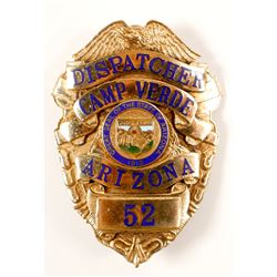 Dispatcher Badge