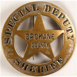 Special Deputy Sheriff Badge
