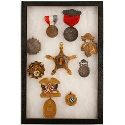Lodge Badge Collection