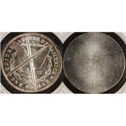 CC Mint Morgan Dollar Reverse Restrike