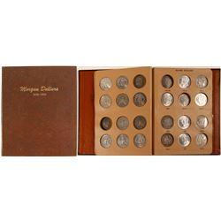 Morgan Dollar Album