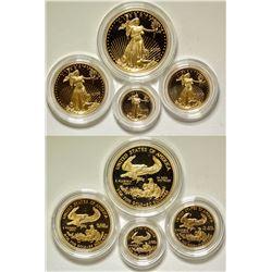 American Eagles Mint Proof Set