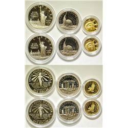 U.S. Liberty Coin sets