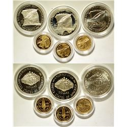 U.S. Constitution 2 Coin Sets