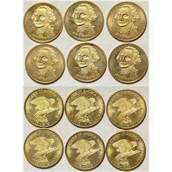 U.S. Gold Bicentennial  George Washington
