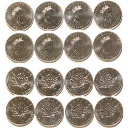 Canadian Platinum 1 Ounce Coins-8