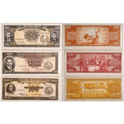 Uncirculated Currency
