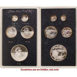 Alaska Mint Silver Proof Set