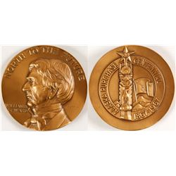 Alaska Purchase Centennial Medal