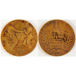 Pan Pacific Exposition Medal of Award